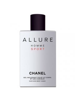 Chanel Allure Homme Sport Hair And Body Wash - Гель для душа
