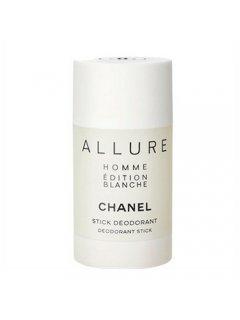 Allure Homme Edition Blanche deo stick Шанель Алюр Ом Эдишн Бланш - Мужской твердый дезодорант