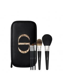 Holiday Couture Collection Backstage Travel Brush Gift Set  Диор - Набор кистей