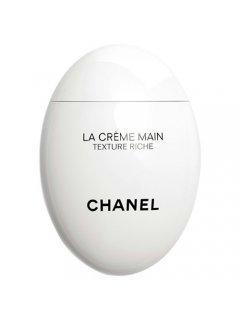 Chanel La Creme Main Hand Cream Texture Riche - Крем для рук и ногтей