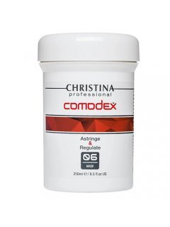 Comodex Astringe&Regulate Mask Кристина - Стягивающая и регулирующая маска (шаг 6)