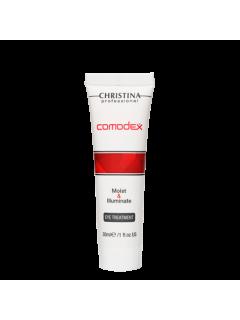 Comodex Moist & Illuminate Eye Treatment Кристина - Увлажняющий крем для зоны вокруг глаз
