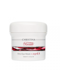 Chateau de Beaute Vino Eye Mask Кристина Шато де Боте - Маска для зоны вокруг глаз (шаг 4а)