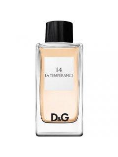 Anthology 14 La Temperance edt Дольче Габбана Антология 14 Ля Темперанс - Женская туалетная вода