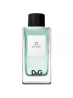 Anthology 21 Le Fou edt by Dolce&Gabbana Дольче Габбана Антология 21 Ле Фо - Мужская туалетная вода