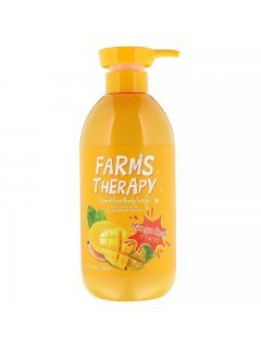 FARMS THERAPY Sparkling Body Wash Mango - Гель для душа Манго