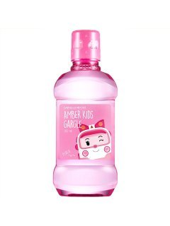 Daeng Gi Meo Ri Poli Kids Gargle Peach - Детское полоскание с ароматом персика
