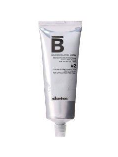 Balance Relaxing System #2 Давинес Баланс Релаксинг Систем - Крем для химического выравнивания кучерявых волос №2