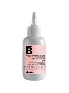 Boucle Biowaving System #1 Давинес Бюкл Биовэйвинг Систем - Лосьон для биозавивки №1