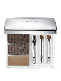 All-In-Brow 3D Backstage Long-Wear Brow Contour Kit Диор - Палетка для бровей