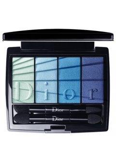 Colour Gradation 4 Couleurs Eyeshadow Диор - Четырехцветная палитра теней для век