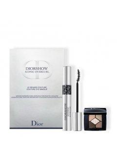 Diorshow Iconic Overcurl & Mini 5 Colours Eyeshadow Set - Женский подарочный набор