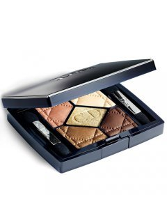 5 Couleurs Golden Winter Collection Eyeshadow Palette Диор 5 Колор - Палитра теней для век, 6г
