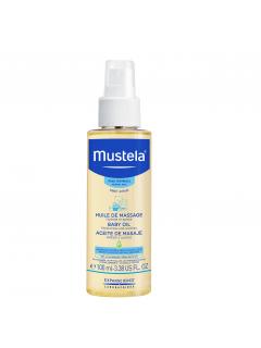 Bebe Massage Oil Мустела - Массажное масло