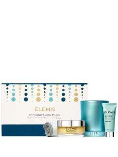 Elemis Pro-Collagen Cleanse & Glow - Набор Про-Коллаген Очищение & Сияние