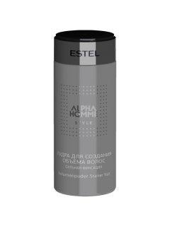 Alpha Homme Style Hair Powder Эстель - Пудра для создания объема на волосах