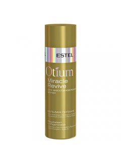 Otium Miracle Revive Balm Эстель Отиум Миракл Ревив - Бальзам-питание для восстановления волос