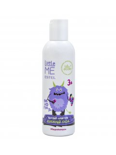 """Estel Professional Little Me Shampoo - Детский шампунь для бережного ухода """"Виноград"""""""