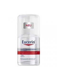 72h Anti-Transpirant Intensive Pump Spray Эуцерин - Антиперсперант 72 часа защита против черезмерного потовыделения