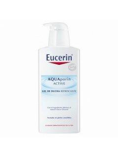 AquaPorin Эуцерин - Гель для душа увлажняющий и освежающий