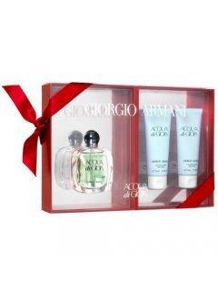 Acqua di Gioia Gift Set Джорджио Армани Аква ди Джоя - Женский подарочный набор