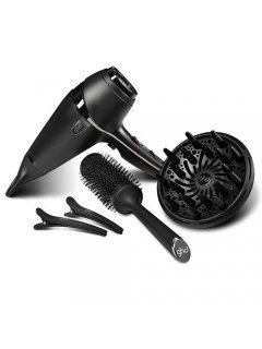 Air Kit - Профессиональный фен, диффузор, керамический браш, 2 зажима