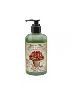 "Gardeners Therapy Cleansing Hand Wash Гарденерс Терапи - Жидкое мыло ""Мята и розмарин"""