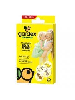 Gardex Baby - Пластырь после укусов