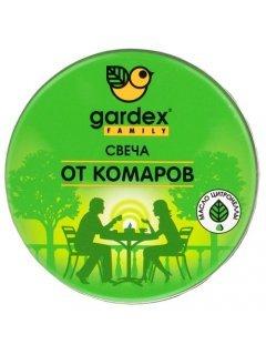 Gardex Family - Свеча репеллентная от комаров