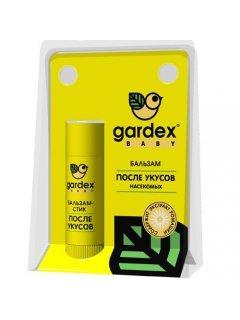 Gardex Baby -  Детский бальзам-стик после укусов