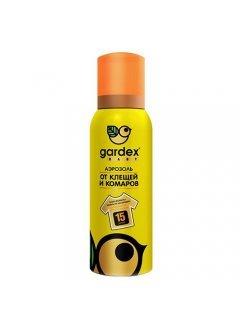 Gardex Baby - Аерозоль на детскую одежду от комаров и клещей