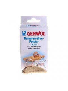 Gehwol Hammerzehen-Polster Геволь - Подушка под пальцы ног №0, правая