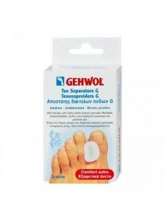 Gehwol Toe Separators G Medium Геволь - G-Корректор большого пальца, средняя