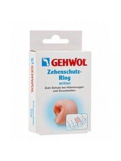 Gehwol Zehenschutz-Ring Mittel Геволь - Кольца для пальцев защит., большие