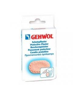 Gehwol Schultzpflaster Геволь - Овальный защитный пластырь