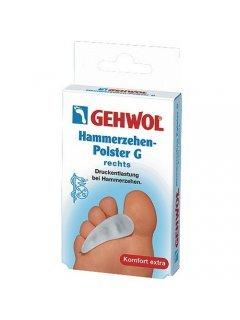 Gehwol Hammerzehen-Polster G Геволь - Гель-подушка под пальцы G, правая