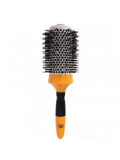 Thermal Round Brush Глобал Кератин - Термостойкий антистатический круглый керамический браш 53