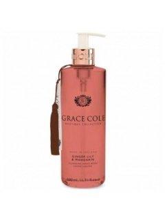 Grace Cole Ginger Lily & Mandarin Body Mist - Парфюмированный спрей для тела с ароматом имбирной лилии и мандарина