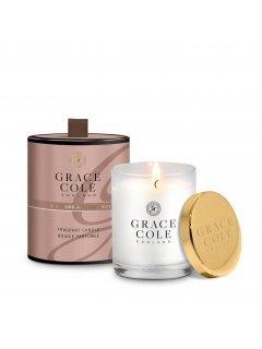 Grace Cole Boutique Oud Accord & Velvet Musk Fragrant Candle - Ароматизированная свеча