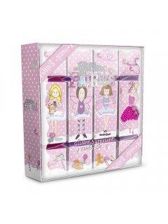 Grace Cole Glitter Fairies Glitter Surprise (sh/gel/2х50ml + bath/f/2х50ml) - Набор