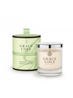 Grace Cole Grapefruit Lime & Mint - Ароматизированная свеча