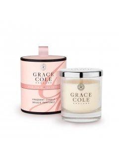 Grace Cole Wild Fig & Pink Cedar - Ароматизированная свеча