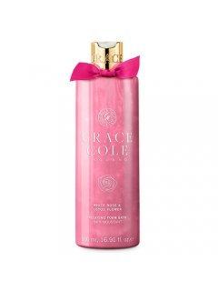 "Grace Cole White Rose & Lotus Flower Foam Bath - Пена для ванны ""Белая роза и Цветок лотоса"""
