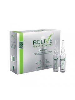 Relive Adjuvant Dandruff Treatment Lotion Грин Лайт Релив - Лосьон активный против перхоти