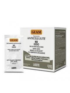Fanghi D'Alga Anti-Cellulite Treatment Body Cream Гуам Фанги Д'Алга - Антицеллюлитный крем для тела без содержания йода