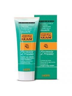 "Fanghi D'Alga Gel Cream Seaweed Mud-Based Cold Formula Гуам Фанги Д'Алга  - Подтягивающий антицеллюлитный гель ""Холодная формула"""