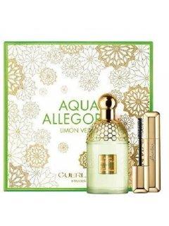 Aqua Allegoria Limon Verde Set Герлен Аква Аллегория - Женский подарочный набор