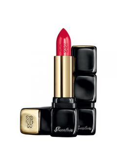 Kiss Kiss Le Rouge Creme Galbant Герлен Кисс Кисс - Разглаживающая губная помада, 3.5 г
