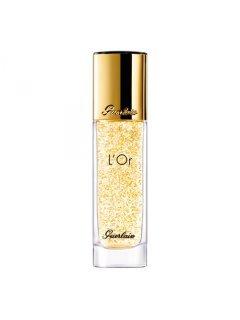 L'Or Radiance Concentrate Герлен - Основа под макияж с частицами золота