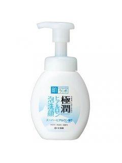 Gokujyun Foaming Face Wash Хада Лабо - Гиалуроновая пенка для умывания